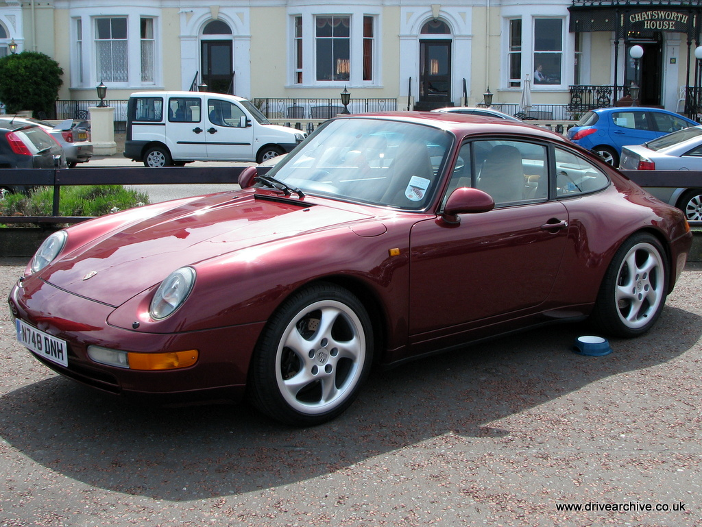 Drivearchive Articles Porsches On The Prom 2014