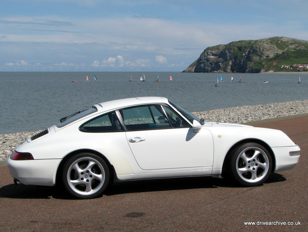 Drivearchive Articles Porsches On The Prom 2016