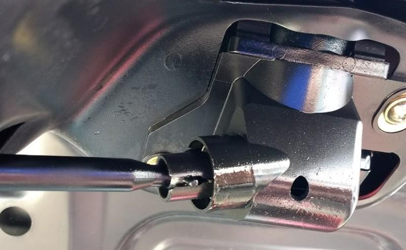 97 SLK 230 Trunk Latch problem - Mercedes Benz SLK Forum