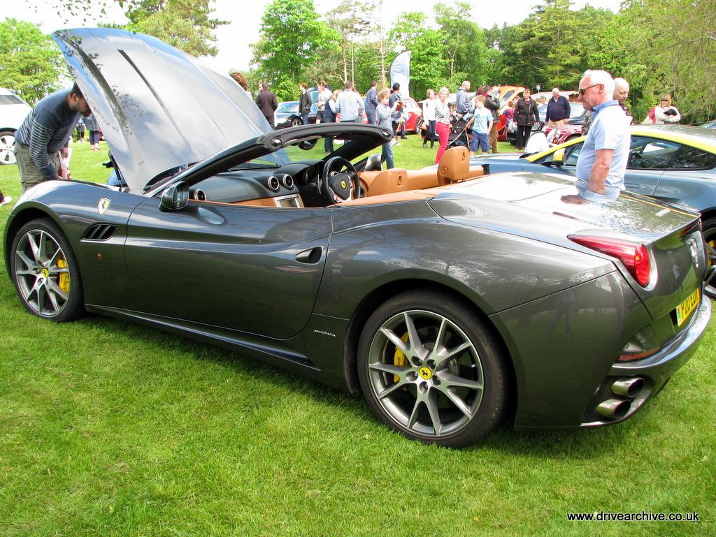 Drivearchive Articles Supercars Ferrari California Fuse Box